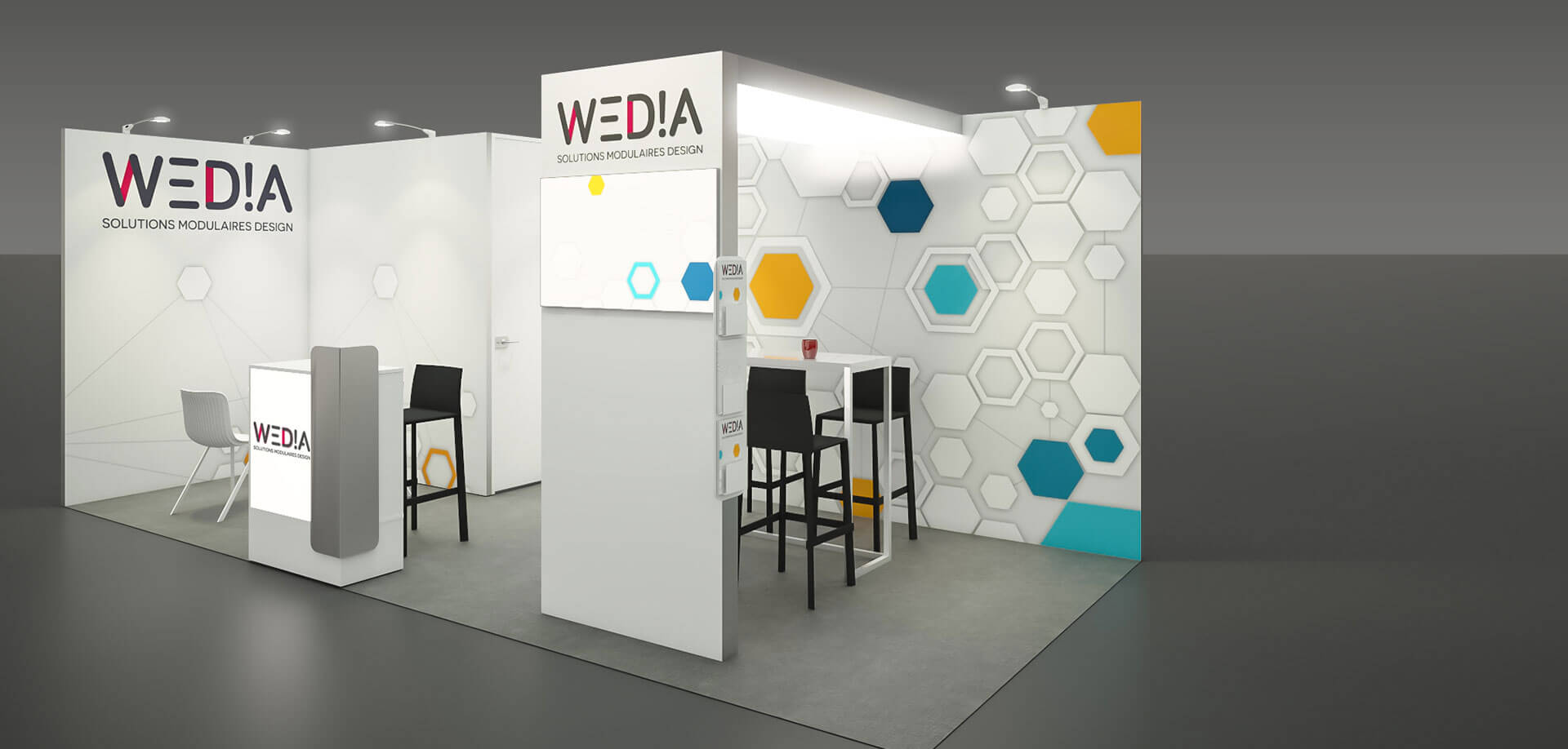 Stand connected 18m2