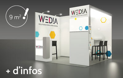 Stand connected 9m2